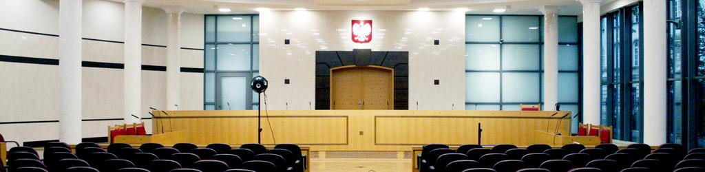 Trybunał Konstytucyjny - pomiary
