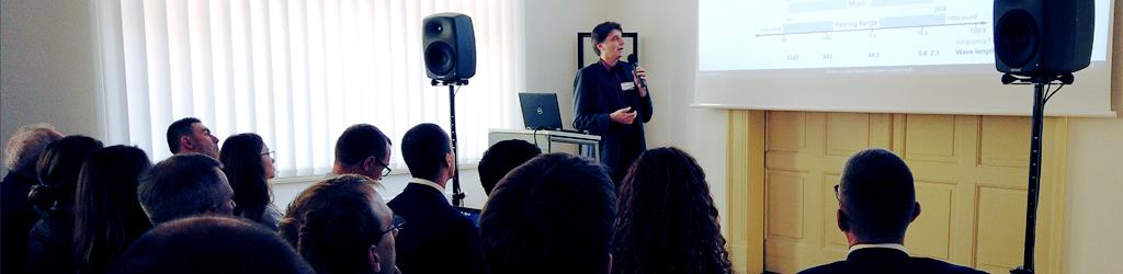 Otwarcie biura Wrocław - prezentacja