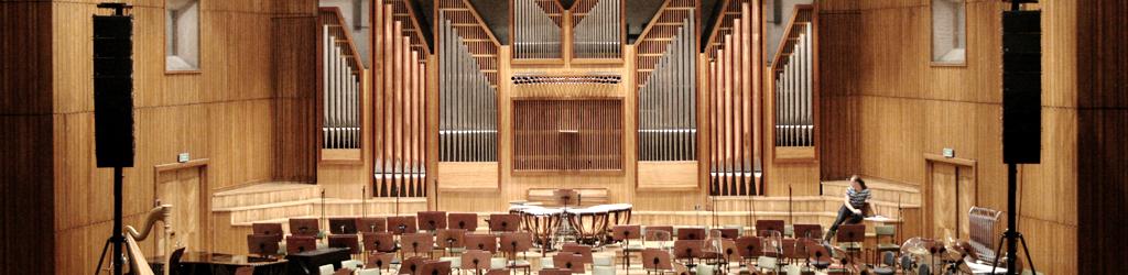 Filharmonia Pomorska Bydgoszcz - sala główna